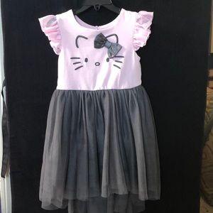 HELLO KITTY sz4 tutu dress